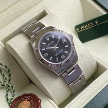 Rolex Oro blanco usados Oyster Perpetual 31