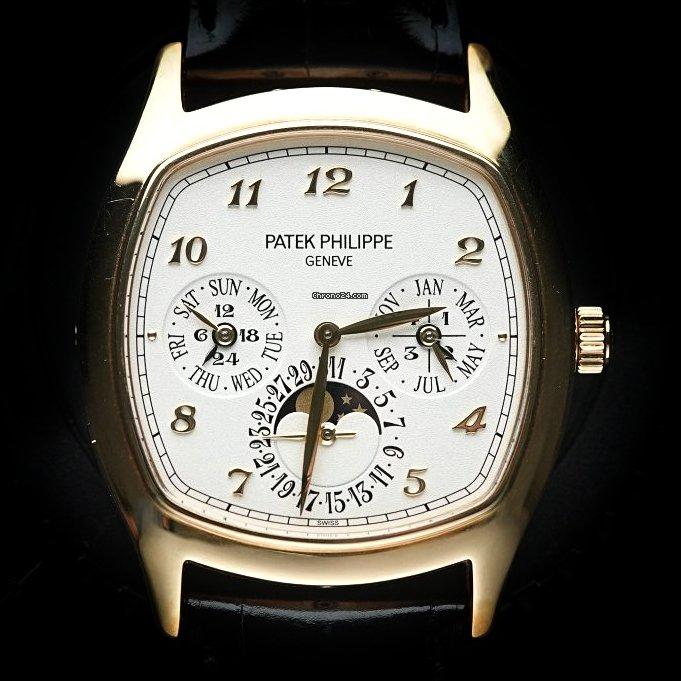 Patek Philippe Perpetual Calendar 5940J-001 pre-owned