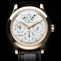Jaeger-LeCoultre Q161242A Rose gold Master Eight Days Perpetual pre-owned United States of America, California, Irvine