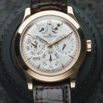 Jaeger-LeCoultre Master Eight Days Perpetual Rose gold Silver United States of America, California, Irvine