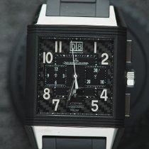 Jaeger-LeCoultre Reverso Squadra World Chronograph Titanio Negro