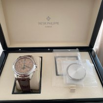 Patek Philippe Perpetual Calendar Chronograph Platin 41mm Pink Arabisch