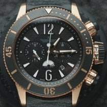Jaeger-LeCoultre Master Compressor Diving Chronograph GMT Navy SEALs Rose gold 46.3mm Black United States of America, California, Irvine