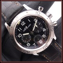 Breguet Type XX - XXI - XXII 3820ST/H2/9W6 Very good Steel 39.5mm Automatic