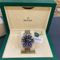 Rolex GMT-Master II 116710BLNR Новые Сталь 40mm Автоподзавод