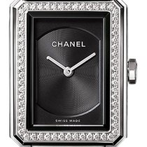Chanel Steel Quartz H4877 new