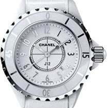 Chanel Ceramic 33mm Quartz H4656 new