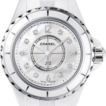 Chanel Ceramic 29mm Automatic H2570 new