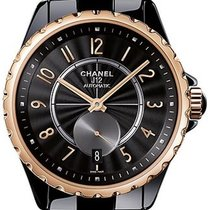 Chanel Ceramic 36.5mm Automatic H3838 new