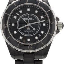 Chanel Ceramic 38mm Automatic H1626 new