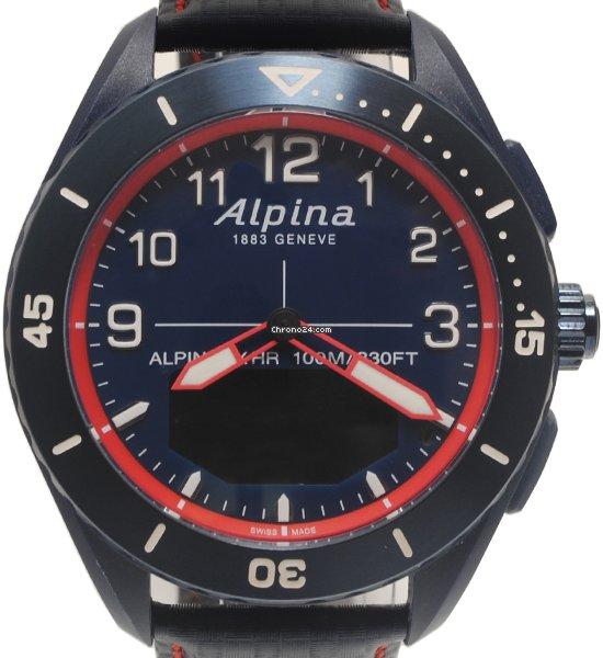 Alpina Alpiner AL-284CUSTOM 2020 подержанные
