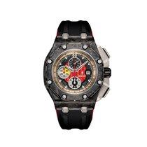 Audemars Piguet Royal Oak Offshore Grand Prix Carbon 44mm Black No numerals United States of America, New York, New York
