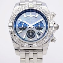 Breitling AB01112A/BF68 Very good Steel 44mm Automatic