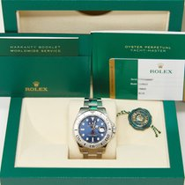 Rolex Yacht-Master 40 Steel 40mm Blue No numerals United States of America, California, Los Angeles