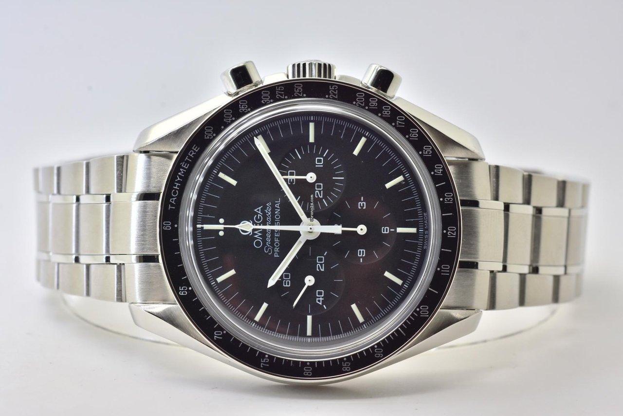 Omega Speedmaster Professional Moonwatch 3572.50 2000 подержанные
