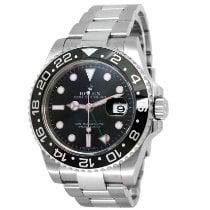 Rolex GMT-Master II Steel Black No numerals United States of America, California, Los Angeles