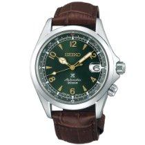 Seiko Prospex Steel Green Arabic numerals United States of America, Ohio, USA