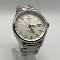 TAG Heuer Carrera Calibre 7 Stahl 41mm Silber