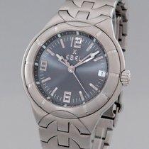 Ebel E-Type Steel Grey