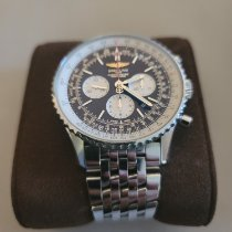 Breitling Navitimer 01 (46 MM) Steel 46mm Black No numerals United States of America, California, Murrieta