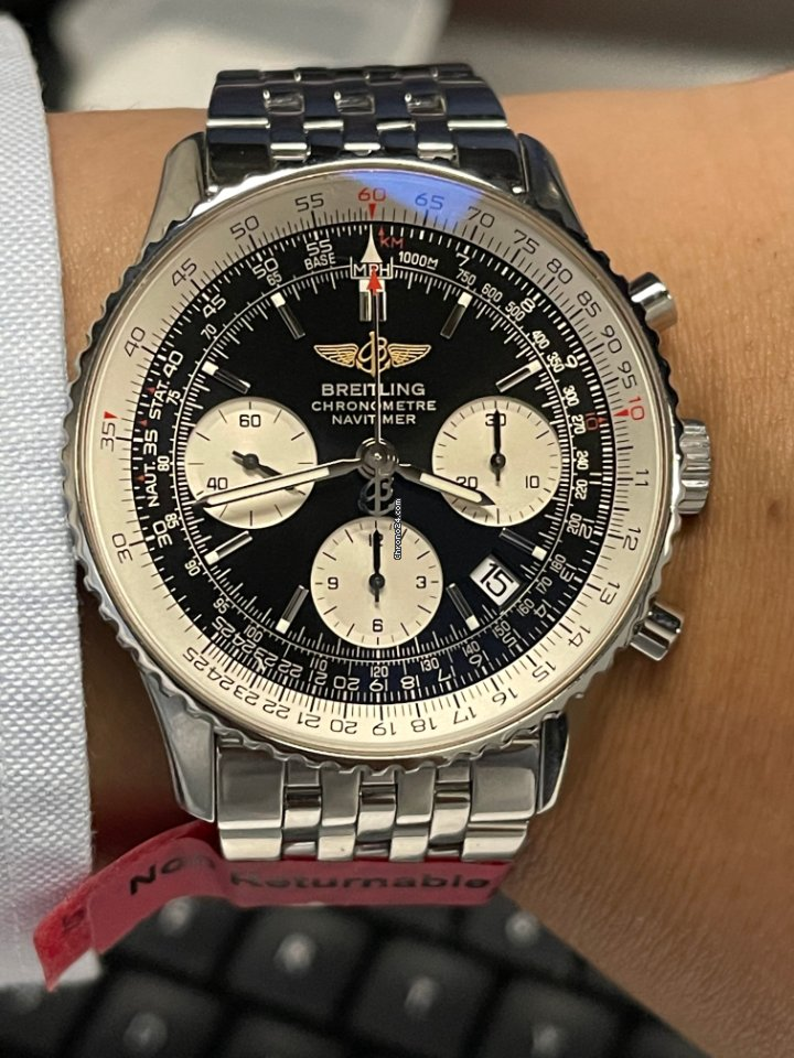 Breitling Navitimer A23322 2006 pre-owned