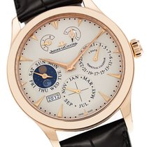 Jaeger-LeCoultre Master Eight Days Perpetual Rose gold Champagne United States of America, Florida, North Miami Beach