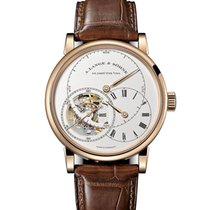 A. Lange & Söhne Rose gold 42mm Manual winding 760.032 pre-owned United States of America, California, Newport Beach