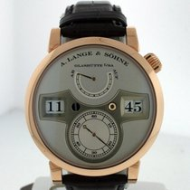 A. Lange & Söhne 140.032 Rose gold Zeitwerk 42mm pre-owned United States of America, California, Newport Beach