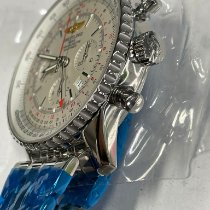 Breitling Navitimer GMT AB044121/G783 Velmi dobré Ocel 48mm Automatika