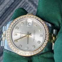 Rolex Lady-Datejust Steel 31mm Silver No numerals UAE, DUBAI