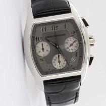 Girard Perregaux Platinum Automatic Grey 37mm pre-owned Richeville