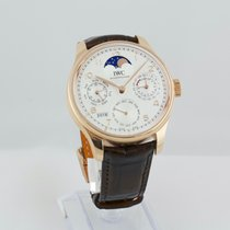 IWC Portuguese Perpetual Calendar new 2018 Automatic Watch with original box and original papers IW503302
