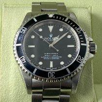 Rolex Submariner (No Date) occasion 40mm Noir Acier