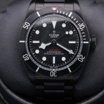 Tudor Black Bay Dark Aço 41mm Preto