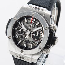 Hublot Big Bang Unico Titanium 42mm Transparent Arabic numerals