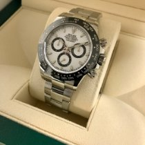 Rolex Daytona Steel 40mm White No numerals United States of America, Georgia, Alpharetta