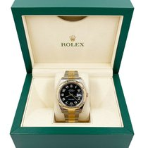 Rolex Gold/Steel 2016 Datejust 41mm pre-owned United States of America, California, San Diego
