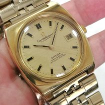 Omega Constellation Yellow gold 38mm Gold (solid) Singapore, Singapore