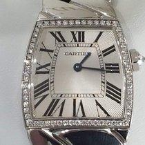 Cartier La Dona de Cartier Белое золото 27mm Римские