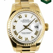 Rolex Lady-Datejust 179178 Very good Yellow gold 26mm Automatic United States of America, New York, Smithtown
