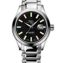 Ball Engineer III Steel 43mm Black No numerals United States of America, Massachusetts, Boston