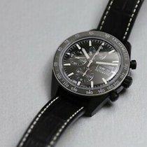 Louis Erard La Sportive Steel 44mm Black No numerals