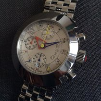 Cattin Steel 43mm Automatic pre-owned