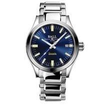 Ball Engineer M Steel 40mm Blue No numerals United States of America, Massachusetts, Boston