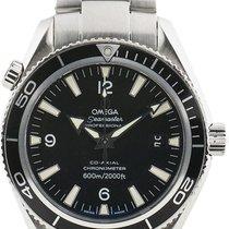Omega Seamaster Planet Ocean Черный