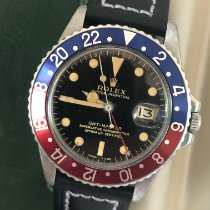 Rolex GMT-Master Steel 40mm Black United States of America, New York, New York, Miami OFFICE