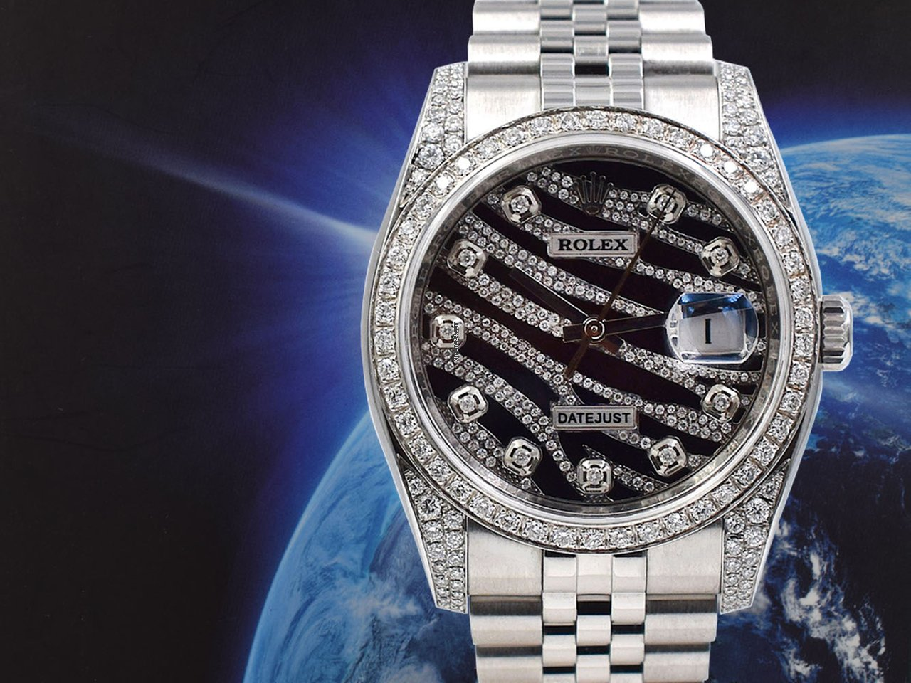 Rolex Datejust gebraucht