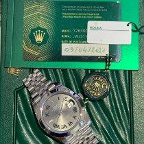 Rolex 126300 Сталь 2021 Datejust 41mm новые