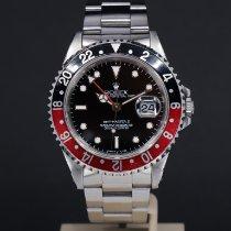 Rolex 16710 Stål 1995 GMT-Master II 40mm brugt Danmark, Aarhus C