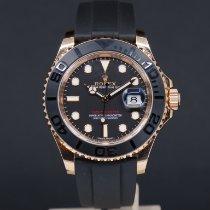 Rolex Yacht-Master 40 116655 Meget god Rosa guld 40mm Automatisk Danmark, Aarhus C